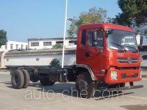 万山牌WS1160GJ型载货汽车底盘