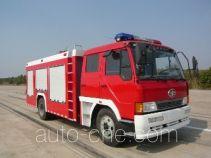 Wanshui WS5140GXFSG50 fire tank truck