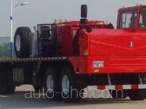 万山牌WS5462TYT型油田专用车底盘