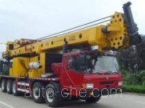 万山牌WS5510TZJ80型钻机车