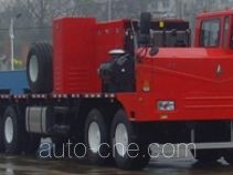 Wanshan WS5541TYT oilfield special vehicle chassis