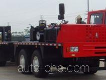 万山牌WS5601TYT型油田专用车底盘