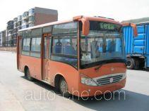 万山牌WS6660型城市客车