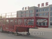 Lulutong WSF9200TCC vehicle transport trailer