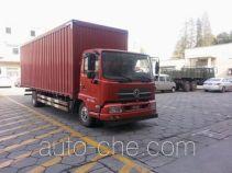 Dongrun WSH5110XXYBX18A box van truck