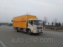 Dongrun WSH5120XQYB13 explosives transport truck