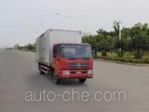 Dongrun WSH5160XXYBX18 box van truck