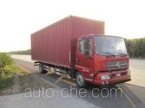 东润牌WSH5160XXYBX6A型厢式运输车
