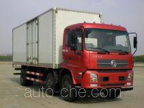 Dongrun WSH5250XXYBX5A box van truck