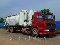 Sihuan WSH5257GXYB industrial vacuum truck
