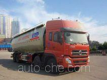 东润牌WSH5310GFLD1型低密度粉粒物料运输车