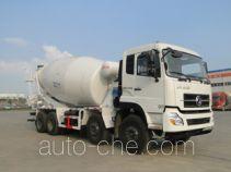Dongrun WSH5310GJB concrete mixer truck