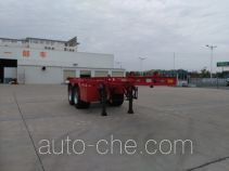 Dongrun WSH9340TJZ container transport trailer
