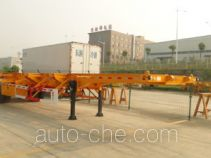 Dongrun WSH9350TJZ container transport trailer