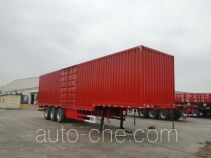 Dongrun WSH9400XXYD box body van trailer