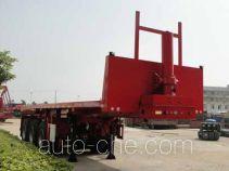Dongrun flatbed dump trailer