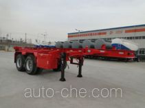 Dongrun WSH9401TJZ container transport trailer