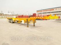 Dongrun WSH9403TJZ container transport trailer