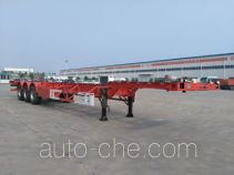 Dongrun WSH9404TJZ container transport trailer