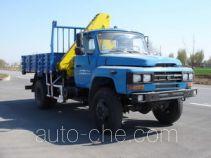 Basv Shatuo WTC5090JSQ truck mounted loader crane