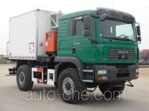 Basv Shatuo WTC5102XYQ автомобиль с нефтегазопромысловым оборудованием