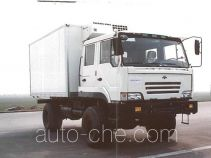 Basv Shatuo WTC5140TSL desert off-road refrigerated truck