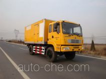 Basv Shatuo WTC5150XDY power supply truck