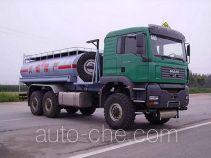 Basv Shatuo WTC5230GYY desert off-road oil tank truck