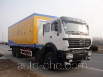 Basv Shatuo WTC5300TDZ nitrogen gas booster truck