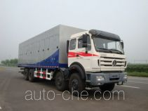 Basv Shatuo WTC5300TYD liquid nitrogen operations truck