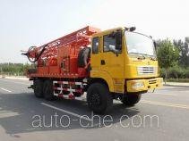 Wutan WTJ5200TZJST drilling rig vehicle
