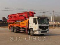 通華牌WTY5330THB型混凝土泵车