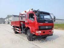 Weite WTZ5123JSQ truck mounted loader crane