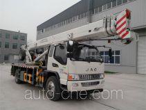 Weite  QY10 WTZ5140JQZ10 truck crane