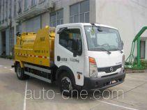 Xinhuan WX5071GXW sewage suction truck