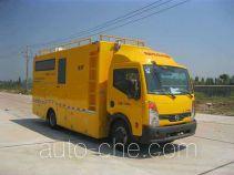 新环牌WX5071XGC型工程车