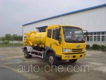 Xinhuan WX5080GXW sewage suction truck