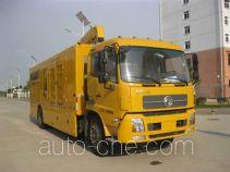 新环牌WX5160XGC型工程车