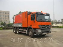 Wuhuan WX5254GQW sewer flusher and suction truck