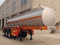 Xiyu WXQ9408GFW corrosive materials transport tank trailer