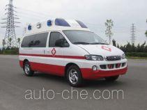 前兴牌WYH5031JH型救护车