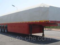 Qianxing WYH9290XBY glass transport trailer