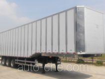 前兴牌WYH9400CCQ型畜禽运输半挂车