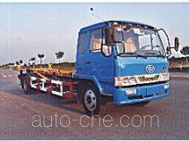 宝鹿牌WZ5120ZBG型背罐车
