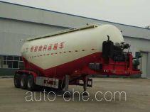 威正百业牌WZB9400GFL型中密度粉粒物料运输半挂车