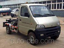 Huangguan WZJ5022ZXX detachable body garbage truck