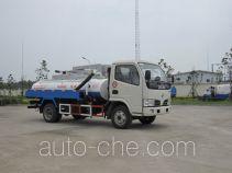 Huangguan WZJ5060GXE suction truck