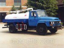 Huangguan WZJ5091GXEE suction truck