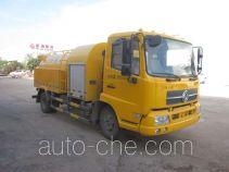 Huangguan WZJ5100GQXE4 street sprinkler truck