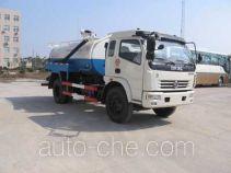 Huangguan WZJ5100GXE suction truck